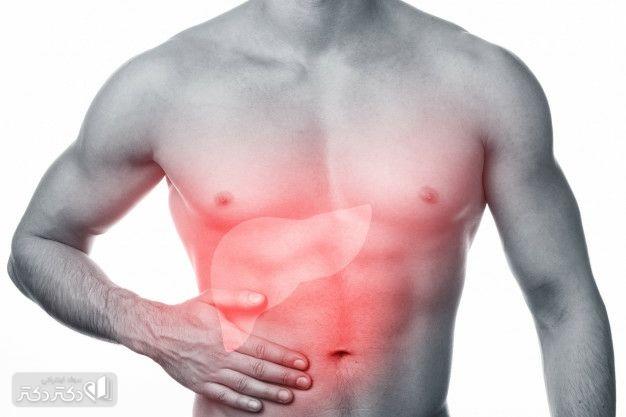 علت درد دنده مرتبط با کبد