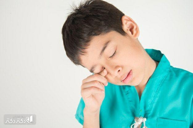 خارش چشم ؛ علت، علائم، پیشگیری و درمان خارش چشم
