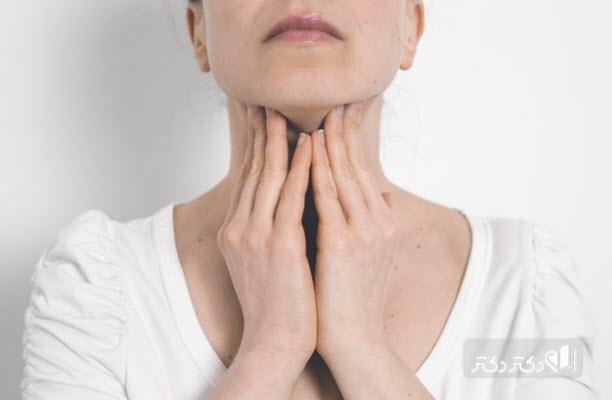 تشخیص دادن التهاب حنجره