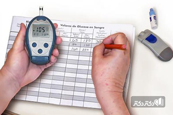 نقش قند خون در دیابت چشم
