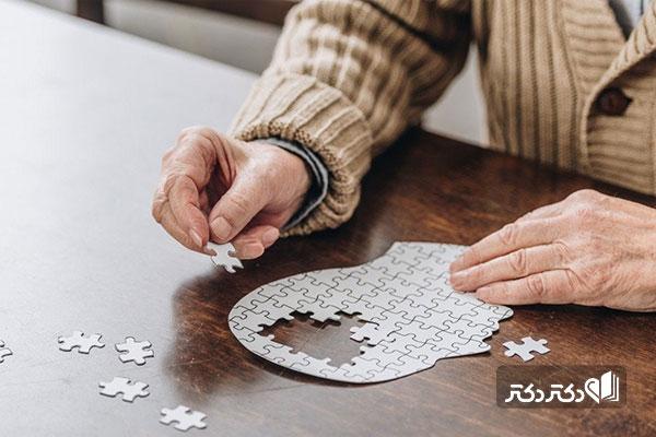 عوامل موثر بر آلزایمر