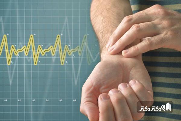 نشانههای بلوک قلبی
