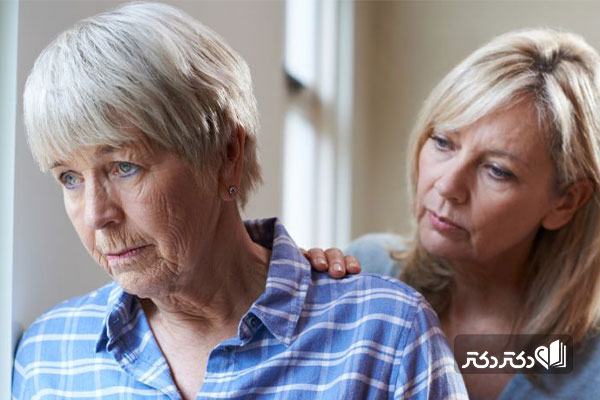 نحوه رفتار با سالمند آلزایمری