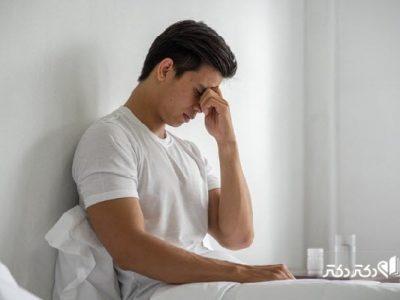 علت ترشح خونی در مردان