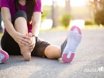 درمان کشیدگی و پارگی رباط