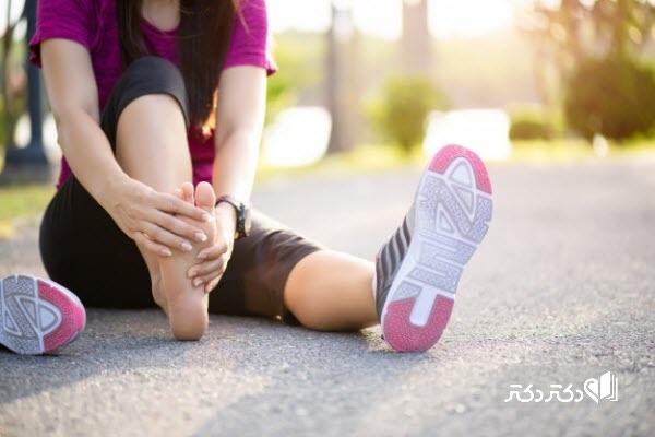 علت کشیدگی و پارگی رباط زانو و درمان آن