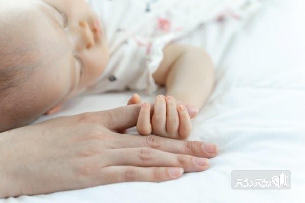 علت مرگ ناگهانی نوزاد در خواب و پیشگیری از آن