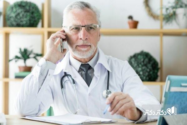 درمان پزشکی تعریق زیاد