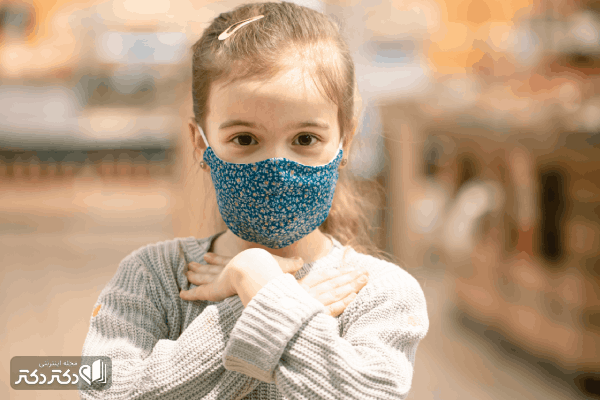 علائم کرونا در نوزادان و کودکان