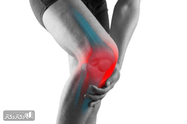 انواع شکستگی زانو