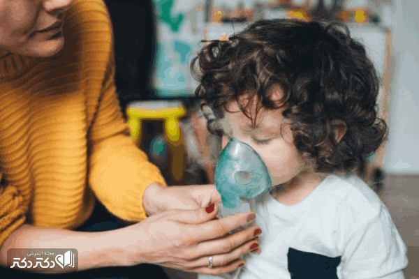 سیستیک فیبروزیس در کودکان