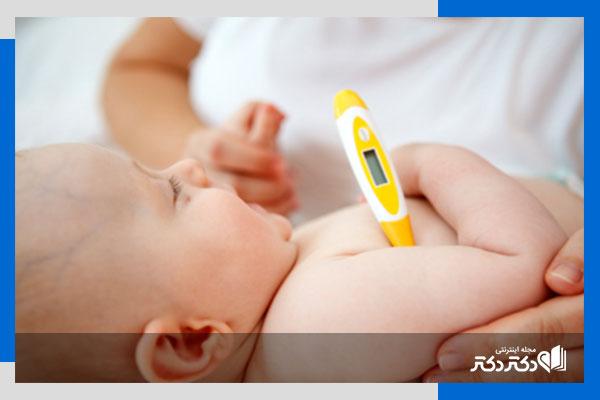 زردی نوزاد چند روز طول میکشد