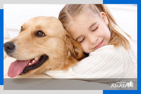 مزایای نگهداری از حیوانات خانگی برای کودکان چیست؟