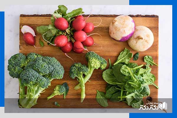 همه چیز درباره فواید سبزیجات برای بدن و پوست